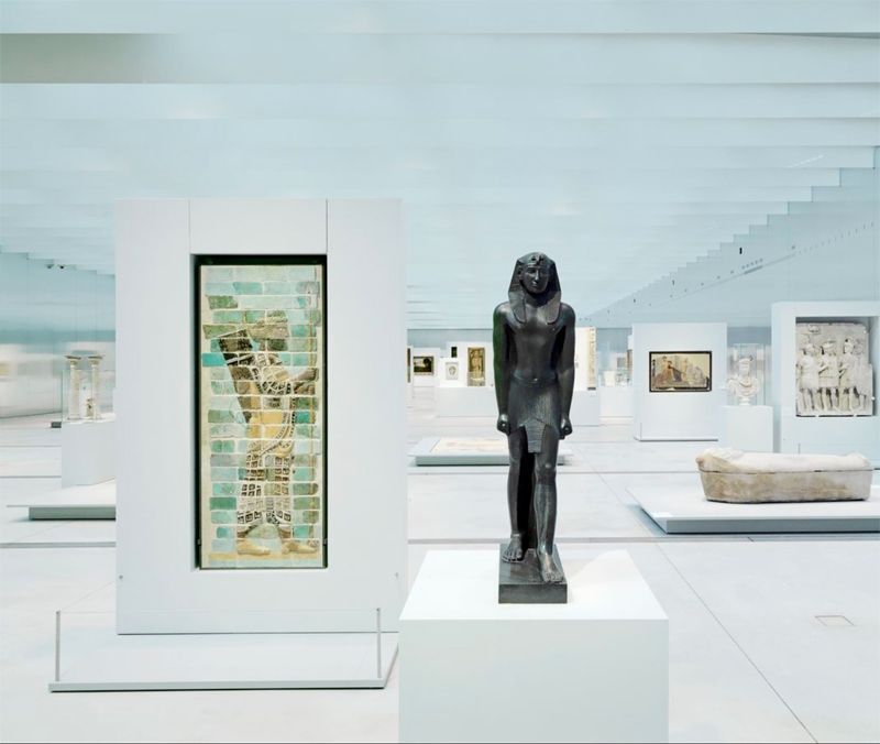 The Louvre-Lens chooses MYEXPO by SKINsoft