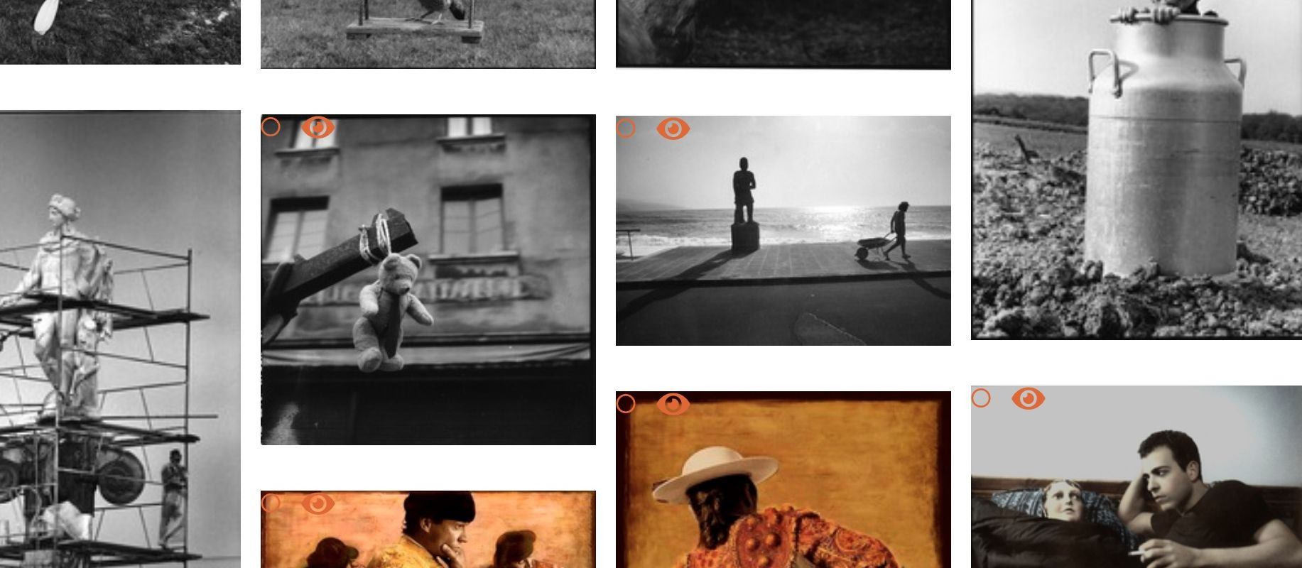 Cultural photo library